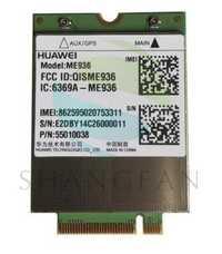 4G WLAN para HUAWEI modelo ME936 4G LTE módulos NGFF de banda cuádruple WCDMA/HSDPA/HSUPA /HSPA + GPRS/EDGE Wireless M.2 tarjeta Wlan