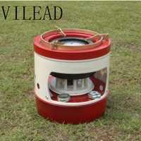 Avanzada estufa de queroseno-Core de 3 5 al aire libre estufa tipo 2608 de una sola pieza estilo Simple sin humo y sin olor de combustible -eficiente no-bomba