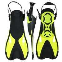 Snorkeling Combo Set Anti-vaho gafas máscara tubo de Snorkel aletas natación buceo viajes buceo gafas con bolsa de equipo