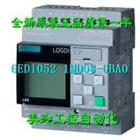 Nouveau LOGO d'origine 6ED1052-1MD08-0BA0 12/24RCE PLC avec Module d'affichage 12/24 V DC/relais 8 DI 4AI 6ED1 052-1MD08-0BA0 PLC