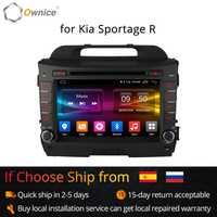 Ownice C500 Android 6,0 Octa 8 Core reproductor de dvd del coche para KIA sportage r 2011-2015 gps navi 2 din wifi 4G 2 GB RAM 32 GB ROM