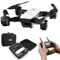 Y logopeda S20 6 ejes Gyro Mini GPS Drone con 110 grados de ángulo ancho Cámara 2,4g de altitud RC Quadcopter portátil RC modelo