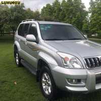 Autocollant de carrosserie Luhuezu 3 M pour Toyota Land Cruiser Prado LC120 2003-2009 accessoires