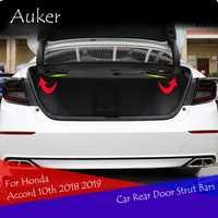Support de boîte de coffre de porte arrière barres de ressort de jambe de force hydraulique Support de choc 2 pièces/ensemble pour Honda Accord 10th 2018 2019