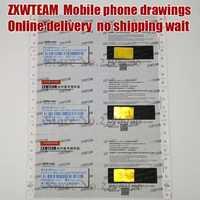 En ligne ZXW Team 3.0 logiciel Code d'autorisation numérique Zillion x schéma de circuit de travail pour iPhone iPad Samsung carte logique