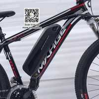 Batería de Bicicleta electrónica 48 V 17Ah batería de iones de litio con 30A BMS para 750 W/1000 W