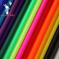 Ripstop Nylon Kite de 10 yardas de tela recubierto de PU impermeable al aire libre bolsa de tela Banner hacer tela de tienda de lona cubierta cosas saco