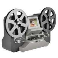 8mm et Super 8 bobines au Scanner de Film MovieMaker numérique, Machine de numérisation de Film Pro avec 2.4