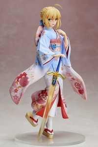 Fate/stay noche figuras de acción wafuku sable juguete PVC 250mm anime juego Fate/estancia nigh modelo coleccionable juguetes wafuku sable