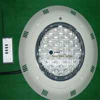 Envío Gratis montado en la pared de plástico de Par56 piscina Luz de piscina LED Luz 24 W IP68 lámpara subacuática para piscina LPL-Par56-24W