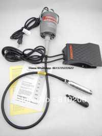Envío Gratis nuevo a 220V Foredom Flex eje Motor Dremel pulido Motor joyería herramientas equipo