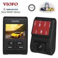 (RU-STOCK) VIOFO A119S V2 condensador Novatek HD 1080 p coche Dash cam Cámara DVR GPS opcional CPL (integrado V2) DVR