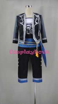 Conjunto de estrellas espada salto Izumi Sena Cosplay disfraz personalizado Halloween Navidad