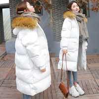 A medio plazo Chaqueta de algodón de invierno de las mujeres chaqueta de invierno