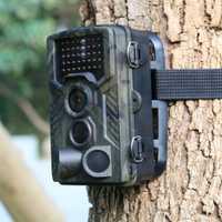 Caza Cámara 2G 3G 4G gatillo HD Digital de infrarrojos rastro de cámaras de visión nocturna salvaje foto trampas las cámaras de HC-800M