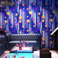 Beibehang bola Metal mural Wallpaper rollo hoja de oro PVC KTV Fondo salón brillo papel de pared cubierta de pared papier peint