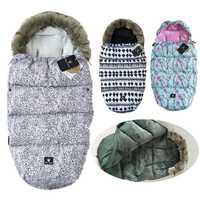 Elodie detalles bebé saco de dormir de invierno cálido cochecito Sleepsacks traje para bebé silla de ruedas sobres para recién nacidos dropship