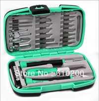 Envío gratis juego de herramientas de carpintería de cuchillo multifuncional Proskit PD-395A para tallar herramientas de tallado de madera el kit de cuchillos