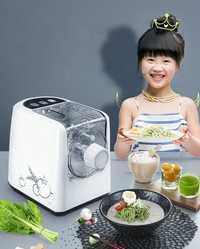 Fabricante de fideos máquina automática de noodles doméstica se puede presionar para hacer envoltorios de dumpling. Nuevo