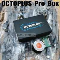 Octoplus Box pro/OCTOPLUS BOX activado para LG + Samsung + Medua JTAG activación + SE Fuction (empaquetado con 7 en 1 Cable/adaptador)