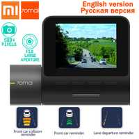 Xiaomi 70mai Dash Cam Pro inteligente coche 1944 p HD Video IMX335 140 grados de visión función avanzada ayuda al conductor sistema App control