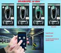 Alarma de coche con función completa de Seguimiento GPS y Puerta Abierta del motor de arranque/parada de red de teléfono inteligente Android IOS