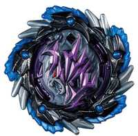 Takara Tomy Beyblade explosión B-00 batalla blaster girando giroscopio cielo oscuro/Amat Reiss B00