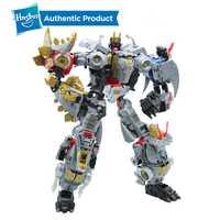 Hasbro Transformers juguetes generación titanes volver líder clase Autobot Blaster acción figura colección modelo niño coche muñeca