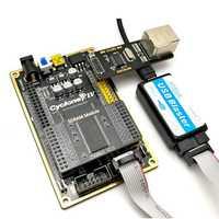 Altera FPGA Kit ciclón IV EP4CE Placa de núcleo + Ethernet Módulo de alta velocidad USB Blaster + SDRAM módulo Ata009