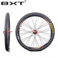 100 BXT bicicleta de montaña 26er 27.5er 29er ejes delanteros 142*15mm trasero 2018*12mm disco freno ruedas Clincher Rim MTB juego de ruedas