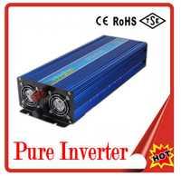 5000 W de onda sinusoidal pura de fuera de la red inversor viento Solar inversor 5000 W 110 V DC a AC 100 V/110 V/220 V/230 v/240 V con pico de potencia 10000 W