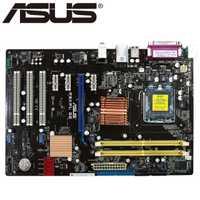 Placa madre original para P5KPL SE DDR2 LGA 775 para Core Pentium Celeron 4 GB G31 placa madre de escritorio envío gratis