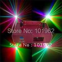Alta calidad láser a todo color RGB dj disco party etapa holiday iluminación luces