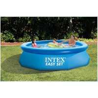 244 cm 76 cm INTEX azul AGP piscina sobre el suelo de la familia piscina inflable piscina para adultos niños aqua agua de verano B33006