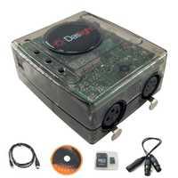 Daslight DVC4 Software DMX etapa de luz se consola de iluminación para la discoteca DJ luz de la etapa USB iluminación interfaz