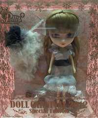 LITTLE PULLIP muñeca carnaval 2012 edición especial con caja y hermoso vestido mini muñeca chica regalos juguete encantador