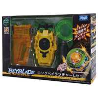 Producto Original nuevo Kai Watch Land Z bey blade B-123 B-124 lanzador y caja de regalos de navidad regalo de los niños