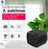 Nuevo H7 Mini WIFI de la cámara del deporte Cámara Acrion Cam AP IP cctv cámara de ángulo ancho H.264 IR visión nocturna movimiento alarma Camcorder