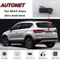 Seguro coches de cámara de visión trasera para asiento Ateca 2017 ~ 2019/fábrica Original estilo/en lugar de fábrica Original maletero con cámara