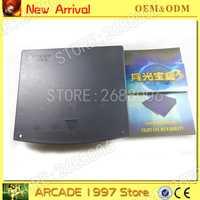 Pandora 520 en 1 juego pcb board box 3 jamma arcade multi game card cga vga salida para crt lcd monitor DIY arcade juego piezas