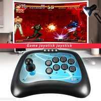 Juego de joystick 2018 newwired juego 8 direccional Android controlador con cable para PS3 PC USB Botones Accesorios