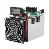 DC 12 V 250 W carga electrónica 0-20A placa de descarga módulo de encendido carga máxima 110 V para potencia adaptador de parte de reemplazo