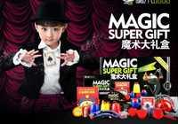 50 tipos de juegos de magia con DVD enseñanza profesional Trucos de magia etapa close up Magic prop gimick tarjetas niño rompecabezas de juguete