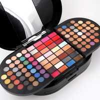 Maquillaje Profesional caja de Color 130 hacer conjuntos de lápiz de labios de corrector Kit de maquillaje de Maquiagem cosméticos