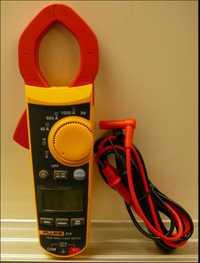 Rápido llegada nuevo FLUKE medidor pinza Digital 319 de verdadero valor eficaz (RMS de corriente 100 ms