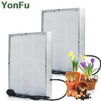 1365 LED 120 W planta crecer Luz de espectro completo lámpara para interior planta hidropónica vegetal cultivo horticultura Industrial de