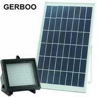 64 Led Solar luz al aire libre jardín lámpara Solar Led Luminaria Solar Jardim