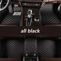 Tapis de sol de voiture personnalisés kalaisike pour Mercedes Benz tous les modèles E C GLA GLE GL CLA ML GLK CLS S R A B CLK SLK G GLS GLC vito viano