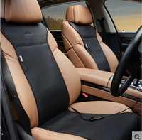 Alta calidad 12 V coche climatizada asientos/invierno calentador asiento de coche calefacción del asiento cojín universal cubiertas de asiento de coche