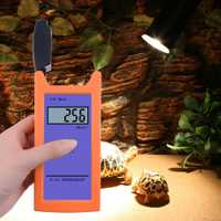 Yieryi RGM-UVC reptil con radiación UV de 1uw/cm2 de alta precisión UV iluminancia de UVC luminosidad herramienta de medición